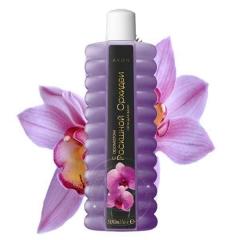 Пена для ванн с ароматом роскошной орхидеи, 500 мл