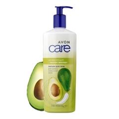 Увлажняющий лосьон для тела с маслом авокадо