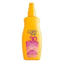Увлажняющий быстросохнущий солнцезащитный спрей для лица и тела SPF 30