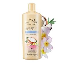 Шампунь-кондиционер 2 в 1 для волос «Кокос и цветок тиаре»
