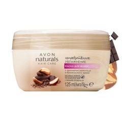 Маска для волос с ароматом шоколада и бразильского ореха «Непревзойденное увлажнение»