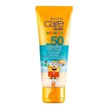 Солнцезащитный крем для детской кожи SPF 50