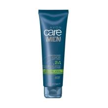 Комплексное средство для лица «Мягкий уход» 2 в 1: бальзам после бритья и увлажняющий крем