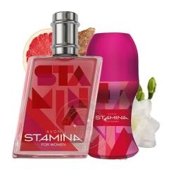 Набор Avon Stamina для нее